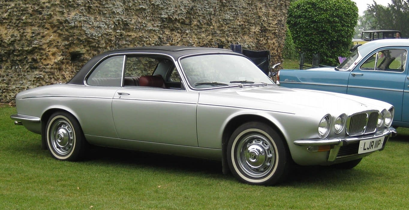 Daimler Sovereign March 1976 4235cc