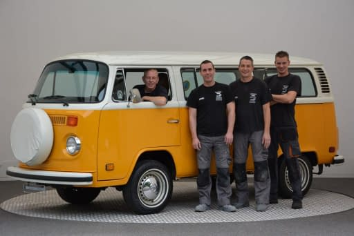 "Featured image for ""Aanvulling voor ons wagenpark: 1977 VW T2 oranje"""