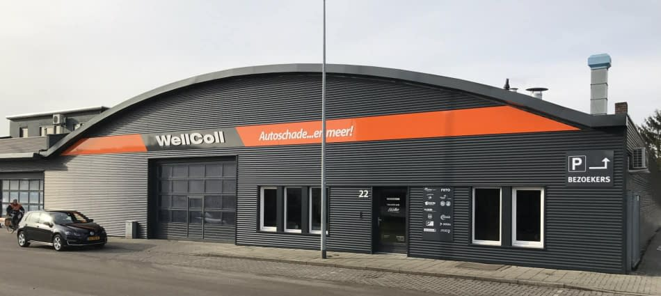 Autoschade kerkrade WellColl